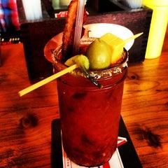 Photo taken at Frank Restaurant by Caroline G. on 3/8/2013