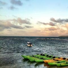 Photo taken at Bioluminescent Bay @ Fajardo by Lisa P. on 4/30/2013