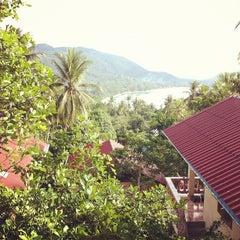 Photo taken at La Cigale, Koh Tao by Eduardo C. on 12/13/2012