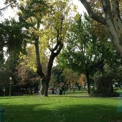 Photo taken at Sonoma Plaza by Jerae K. on 11/15/2012