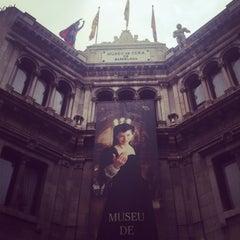 Photo taken at Museu de Cera de Barcelona by Sinem G. on 7/2/2013