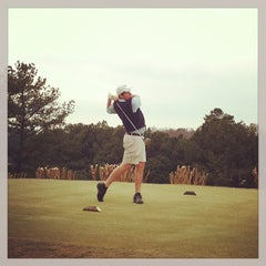 Photo taken at St Ives Country Club by Caroline N. on 3/9/2013