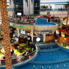 Photo taken at Marina Mall by Marius P. on 2/10/2013