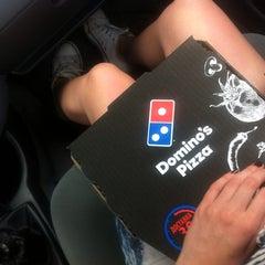 Photo taken at Домино'с Пицца by LeraAra on 8/23/2014