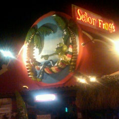 Photo taken at Señor Frog's Aruba by Ed S. on 10/4/2012