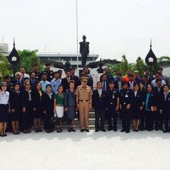 Photo taken at โรงเรียนช่างฝีมือทหาร by Parawee S. on 8/21/2014