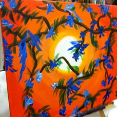 Photo taken at Painting With A Twist by Renee R. on 3/15/2013