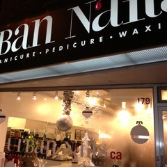 Photo taken at Urban Nails by Cass on 12/10/2012
