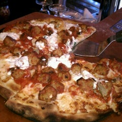 Photo taken at Anthony's Coal Fired Pizza by Mel B on 10/26/2012