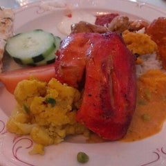 Photo taken at India Cook House by Pat W. on 11/1/2012