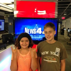 Photo taken at NBC News Washington Bureau by Lisa G. on 8/22/2014
