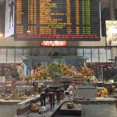 Photo taken at South Station Food Court by Joshua F. on 12/19/2012