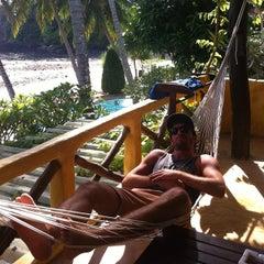 Photo taken at Phra Nang Lanta Hotel Koh Lanta by Nicolò on 11/16/2013