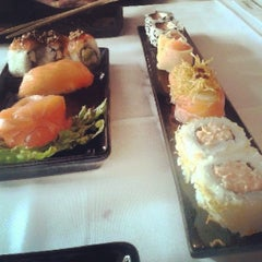 Photo taken at SushiClub by Luisa D. on 3/30/2014