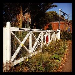 Photo taken at Frinton-on-Sea Railway Station (FRI) by Su B. on 10/9/2012