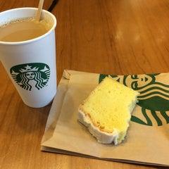Photo taken at Starbucks by Benjie M. on 1/31/2014