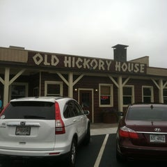 Photo taken at Old Hickory House by Ramona W. on 9/30/2012