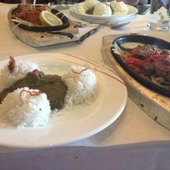 Photo taken at Ajanta Restaurant by Mehrnaz on 3/29/2013