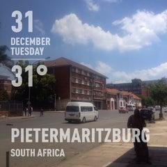 Photo taken at Pietermaritzburg (CBD) by Thapelo C. on 12/31/2013