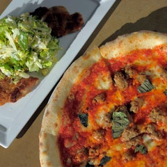Photo taken at Hersh's Pizza & Drinks by The Baltimore Sun on 12/5/2012