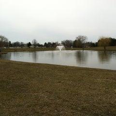 Photo taken at Cousler Park by Jennifer S. on 3/24/2013