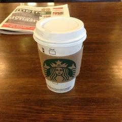 Photo taken at Starbucks by Paul T. on 3/28/2013