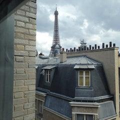 Photo prise au Hôtel Sezz Paris par Pandora le4/19/2014
