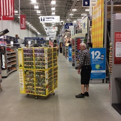 Photo taken at Lowe's Home Improvement by Bill on 6/15/2014