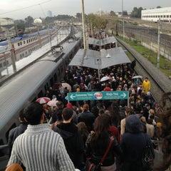 Photo taken at İzban Halkapınar İstasyonu by Sırrı F. on 1/12/2013