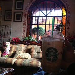 Photo taken at Starbucks by Kardon on 12/11/2012
