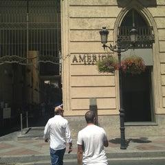 Photo taken at Hotel Hospes Amérigo***** by Gessy M. on 8/15/2013