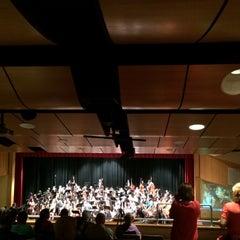 Photo taken at Churchill High School by Monica on 5/18/2015