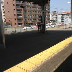 Photo taken at 高城駅 (Takajo Sta.) by niena on 8/12/2013