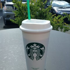 Photo taken at Starbucks by Lynne S. on 4/3/2013