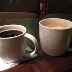 Photo taken at Starbucks by Claudia B. on 10/20/2012