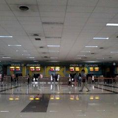 Photo taken at Terminal 3 by Julia N. on 4/25/2013