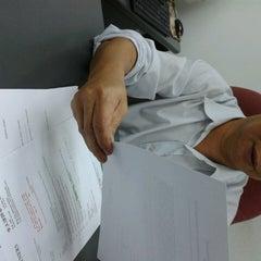 Photo taken at CIMB Bank Berhad, Jalan Kapar by Cik Naa (lu2 wa2) ®. on 4/10/2013