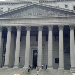 Photo taken at New York Supreme Court by Craig T. on 5/15/2013