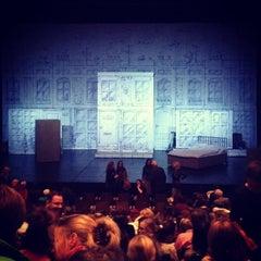Photo taken at Nationaltheater Mannheim by Iris on 11/23/2014
