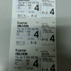 Photo taken at BIG Cinemas by Fh*NruL W. on 4/11/2013