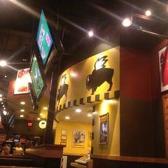 Photo taken at Buffalo Wild Wings by Joel W. on 1/5/2013