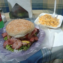 Photo taken at Xtreme Burger by Carlos R. on 10/3/2012