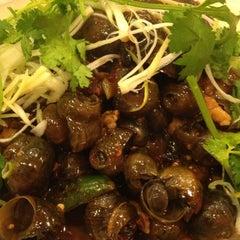 Photo taken at China First Restaurant 又一村海鮮小館 by Cora L. on 4/30/2013