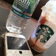 Photo taken at Starbucks by S3ood A. on 5/18/2013