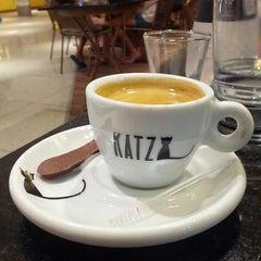 Photo taken at Katz Chocolates by Marcelo A. on 11/20/2013