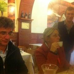 Photo taken at Trattoria Perilli by Raffaella S. on 12/8/2012