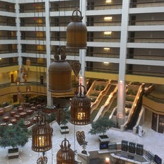 Photo taken at Renaissance Atlanta Waverly Hotel & Convention Center by Valori F. on 11/22/2012