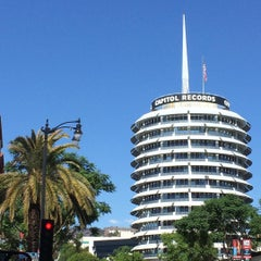 Photo taken at Capitol Records by David O. on 10/10/2015