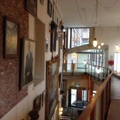Photo taken at Stadhuis Gemeente Utrecht by Lera on 3/7/2014
