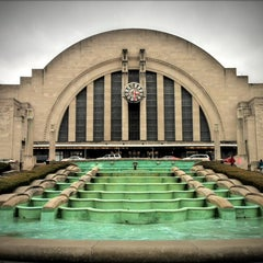 Photo taken at Cincinnati Museum Center at Union Terminal by Todd C. on 3/24/2013